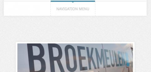 Onze website ook mobiel bereikbaar!